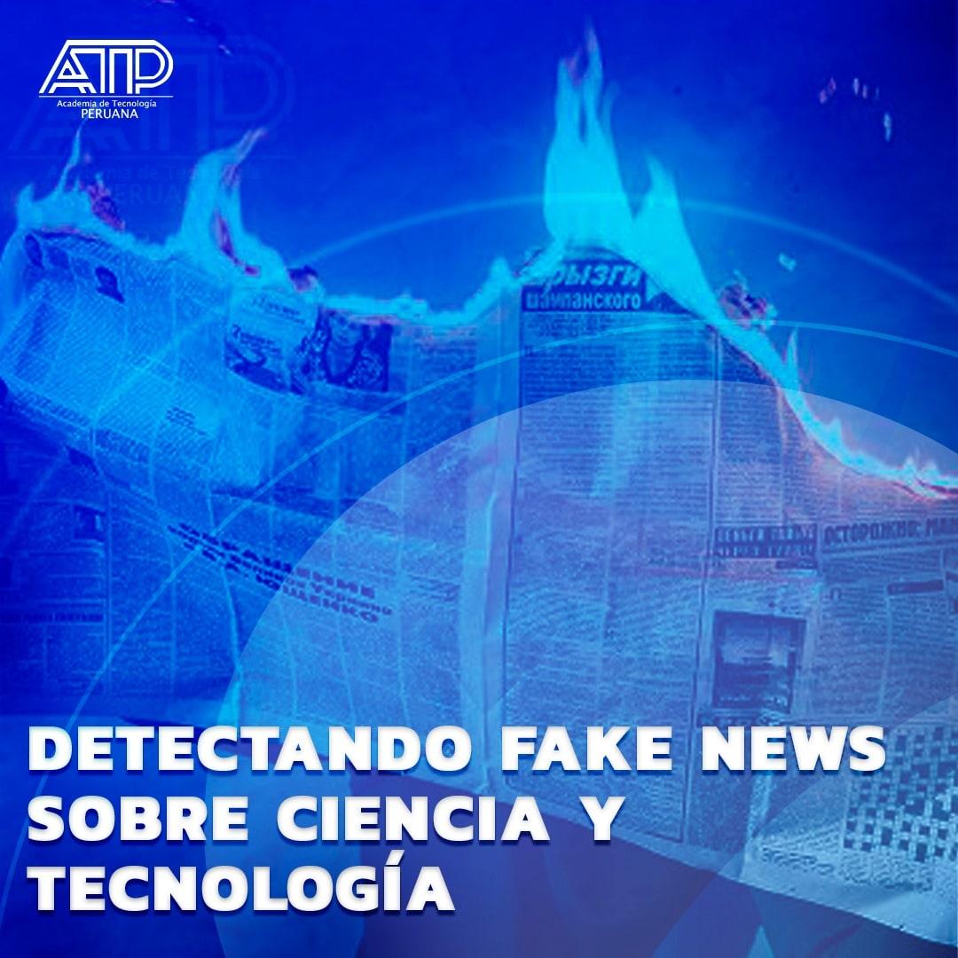Detectando fake news sobre ciencia y tecnología