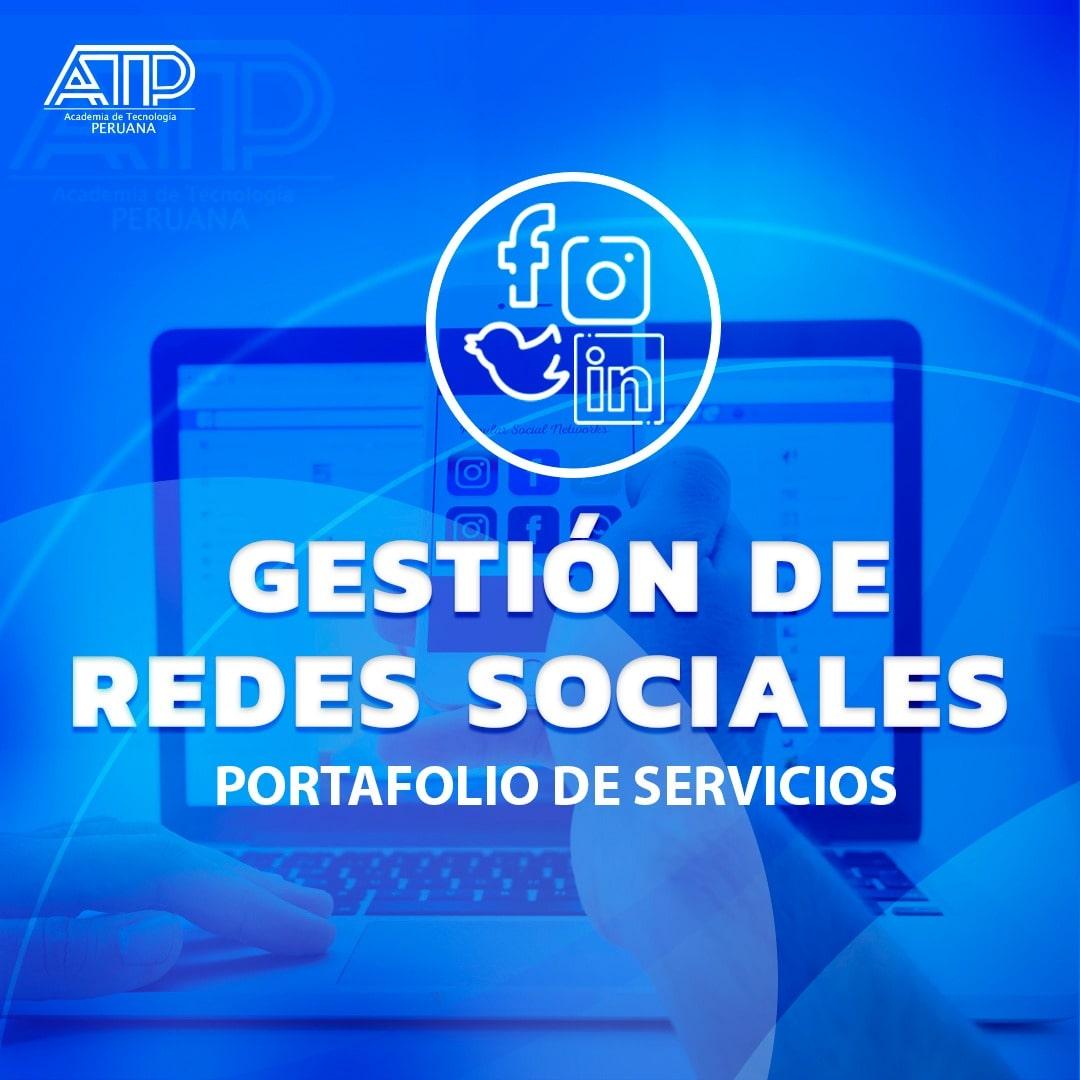 ATP Servicios: Gestión de redes sociales