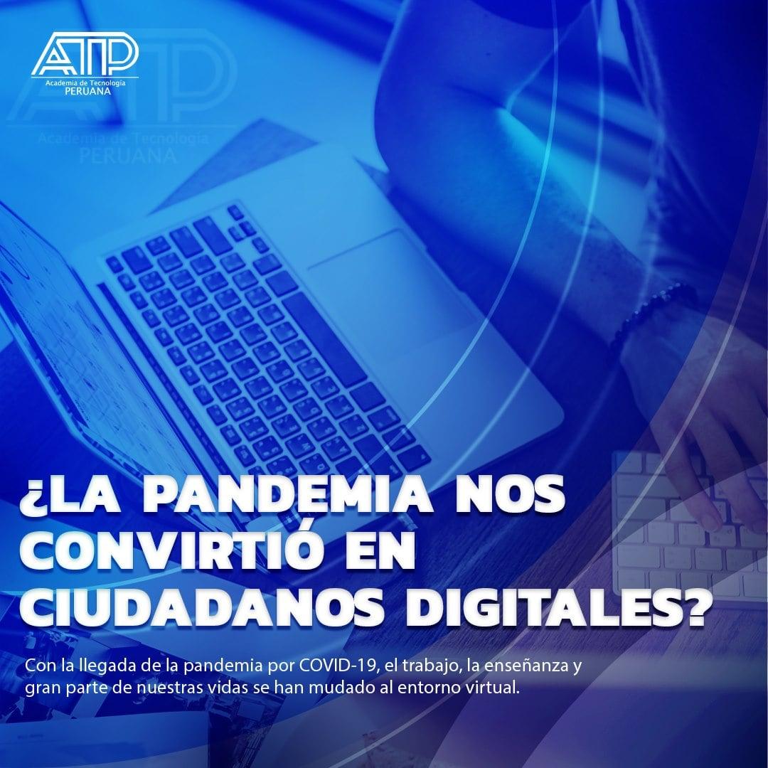 ¿La pandemia nos convirtió en ciudadanos digitales?