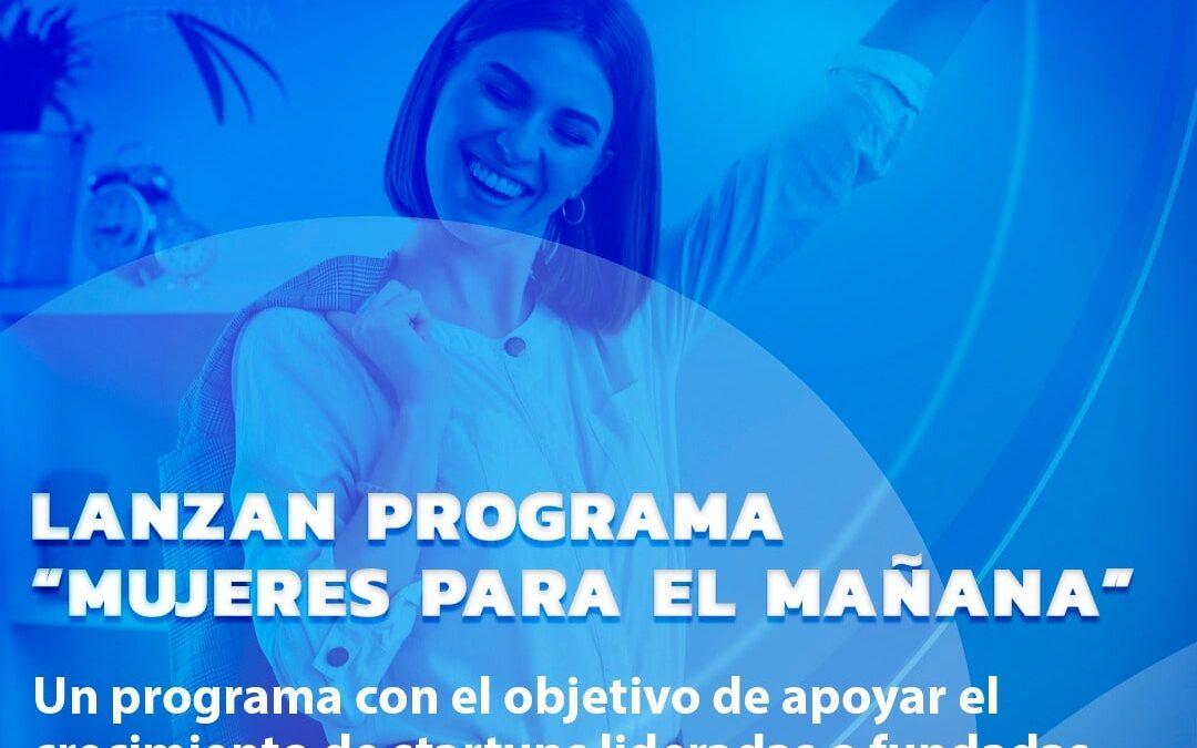 """Lanzan programa """"Mujeres para el mañana"""""""