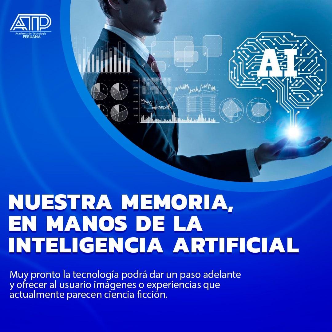 Nuestra memoria en manos de la inteligencia artificial